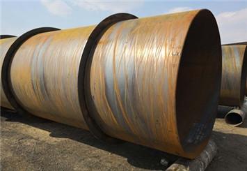 加强焊螺旋钢管