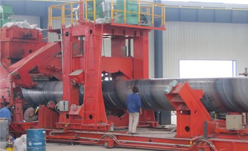 螺旋钢管外焊机组
