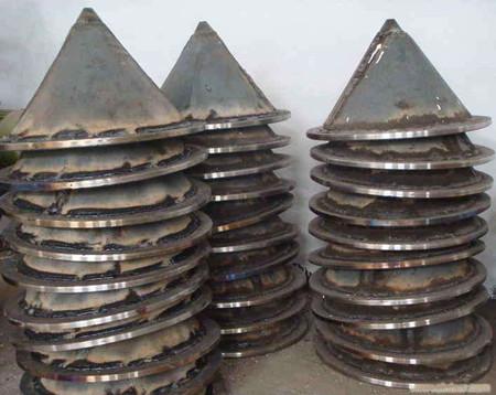 圆锥型钢制桩尖