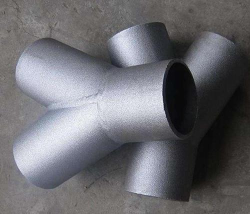 Y型焊接三通