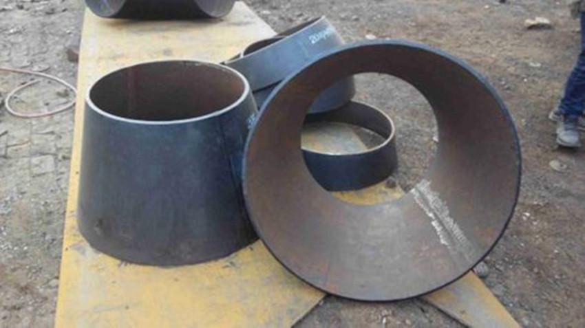 钢制卷制异径管