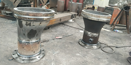 焊接异形管件
