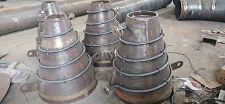 异形管件是焊接结构件吗?